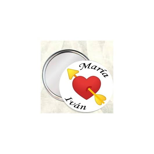 Espejo personalizado love1...