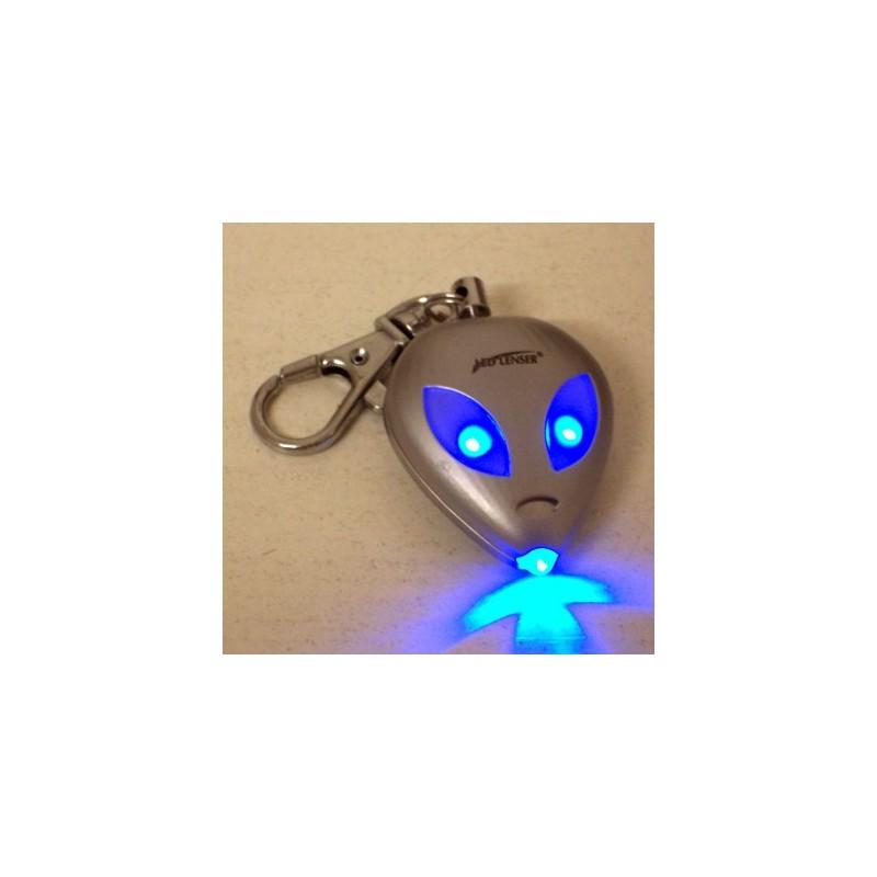 Linterna forma alien