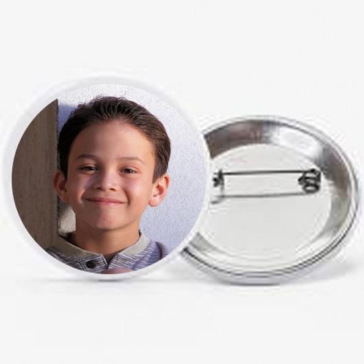 Chapa personalizada 50 mm