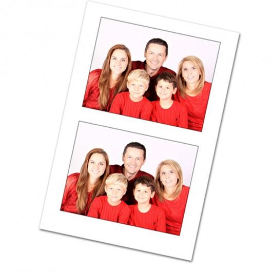 2 fotos de familia numerosa...