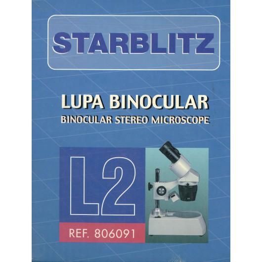 Lupa Binocular Starblizt L2